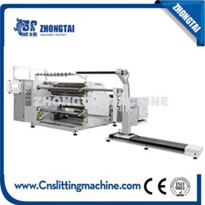 ZTM-KL Paper Roll Slitting Rewinding Machine