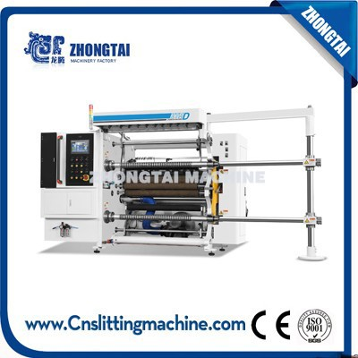 ZTM-D High Speed Slitting Rewinding Machine