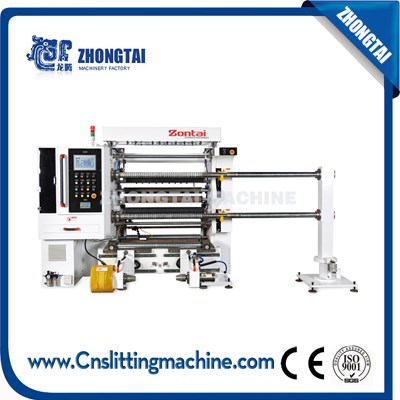 ZTM-C Film Label Slitting Rewinding Machine